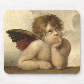 Raphael Angel 1 Mouse Pad