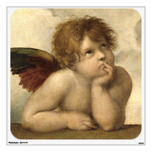 Famous Angel Paintings Raphael Raphael angel 1 room graphicsFamous Angel Paintings Raphael