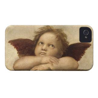 Raphael Angel 2 iPhone 4 Cover