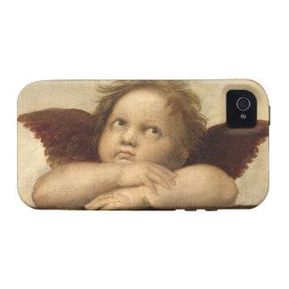 Raphael Angel 2 Vibe iPhone 4 Cover