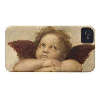 Raphael Angel 2 iPhone 4 Case-Mate Case