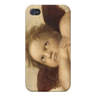 Raphael Angel 2 iPhone 4/4S Cases