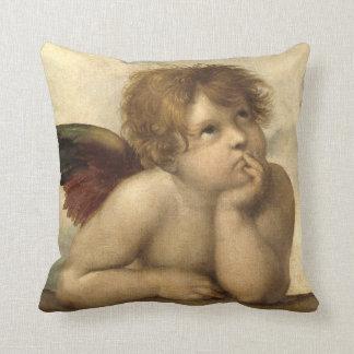 Raphael Angel 2 Pillow