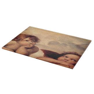 Raphael Angel Glass Cutting Board