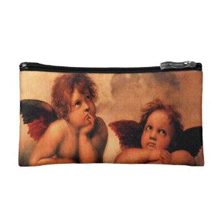 Raphael Angelic Cherubs Cosmetic Bag