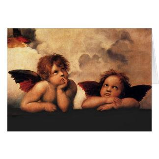 Raphael - Angels Cards