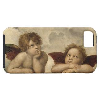 Raphael Angels iPhone 5 Covers