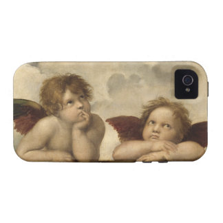 Raphael Angels Vibe iPhone 4 Case