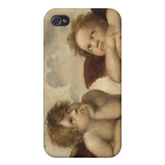 Raphael Angels iPhone 4/4S Cases