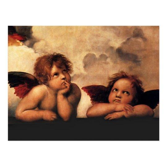 天使の絵画Angels