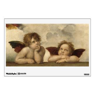 Raphael Angels Wall Decal