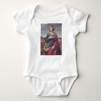 Raphael Art Work Painting Baby Bodysuit