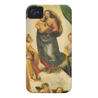 Raphael Art Work Painting Case-Mate iPhone 4 Cases