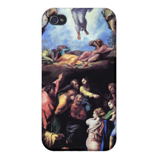 Raphael Art Work Painting iPhone 4/4S Covers