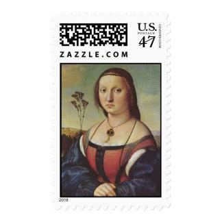 Raphael Art Work Painting Postage