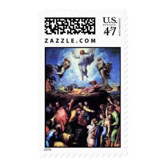 Raphael Art Work Painting Postage Stamp