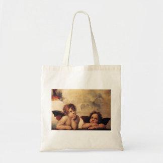 Raphael Art Work Painting Tote Bag