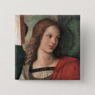 Raphael Christmas Angel Button Pin  Raffaello