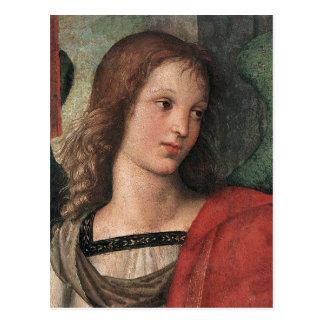 Raphael Christmas Angel Postcards Raffaello Sanzio