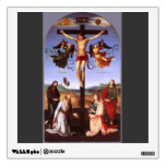 Raphael- Crucifixion Wall Stickers