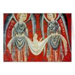 Raphael de St Gabriel y del St., c.1200 Tarjeton