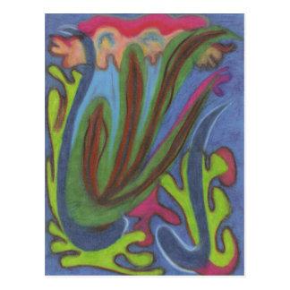 Raphael del arcángel tarjetas postales
