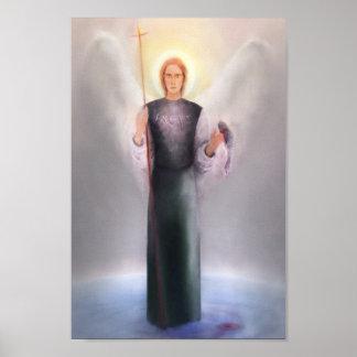 Raphael del santo póster