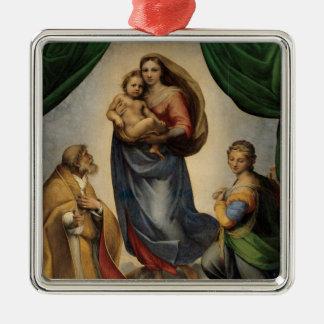 Raphael - El Sistine Madonna