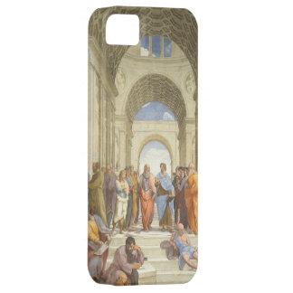 Raphael - Escuela de Atenas Funda Para iPhone SE/5/5s