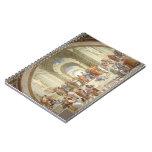 Raphael - Escuela de Atenas Libros De Apuntes Con Espiral
