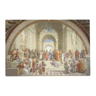 Raphael - Escuela de Atenas Salvamanteles