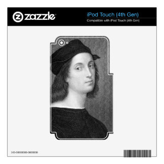Raphael iPod Touch 4G Decal