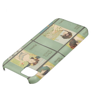 Raphael Kirchner: Apples, sweet fruits Cover For iPhone 5C