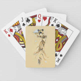 "Raphael Kirchner ""Expiation"" Pin-up Girl Vintage Playing Cards"