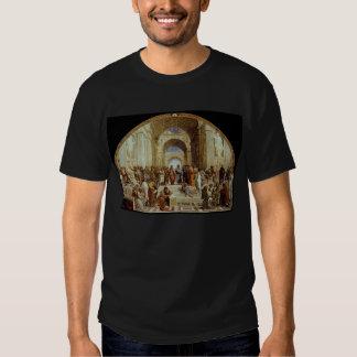 """Raphael """"la escuela de Atenas"""" (circa 1511) Playera"""