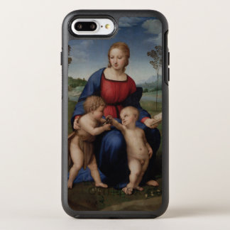 Raphael Madonna del renacimiento del Goldfinch Funda OtterBox Symmetry Para iPhone 7 Plus
