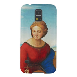 Raphael: Madonna in the Meadow Galaxy S5 Cases