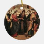Raphael Ornament