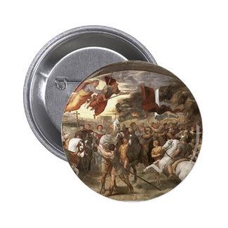 Raphael: Papa Leo I Repulsing Attila Pin