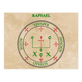 RAPHAEL POST CARDS