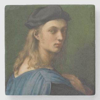 Raphael - Retrato de Bindo Altoviti Posavasos De Piedra