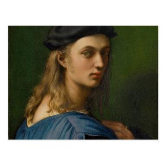 Raphael - Retrato de Bindo Altoviti Postales