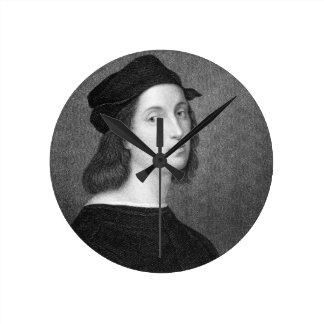 Raphael Round Clock