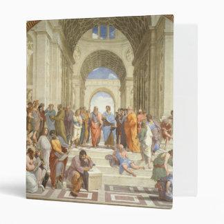 Raphael's The School of Athens Binder