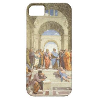 Raphael's The School of Athens iPhone SE/5/5s Case