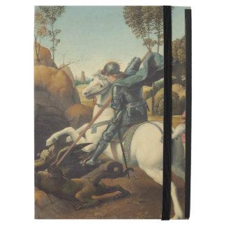 Raphael Saint George and Dragon iPad Pro Case