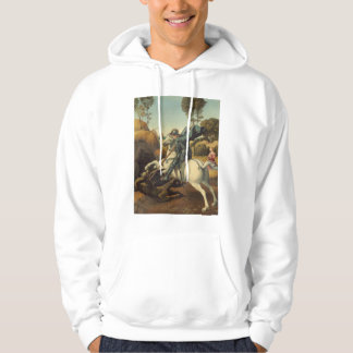Raphael - Saint George and the Dragon Hoodie