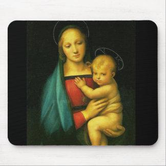 Raphael Sanzio - Madonna del Granluca Mouse Pad