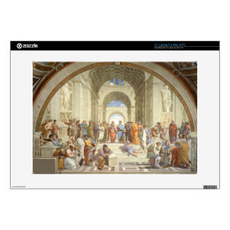 Raphael - School of Athens Laptop Decal