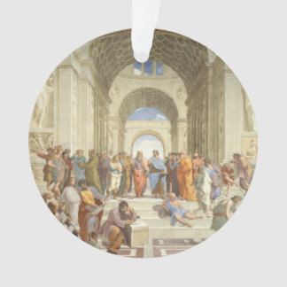 Raphael - School of Athens Ornament